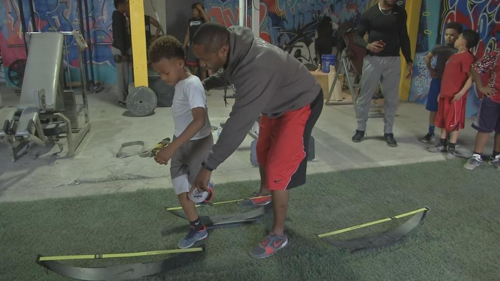 H.O.P.E. Fitness Academy giving youth the skills they need to succeed
